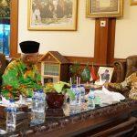 DPP LDII dan PBNU Jalin Silaturrahim