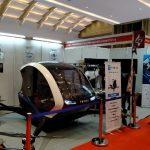 Indonesia Kirim Drone Taksi Terbang ke Pameran Teknologi Hannover