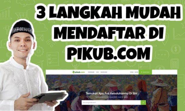 Pikub.com Pusat Jual Beli Online Mudah dan Syariah