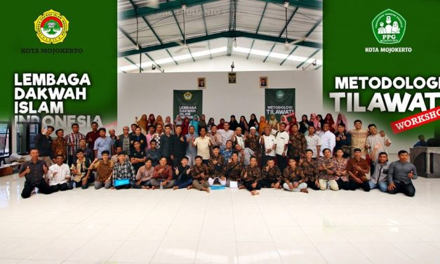 LDII Kota Mojokerto Mengadakan Pelatihan Metodologi Tilawati