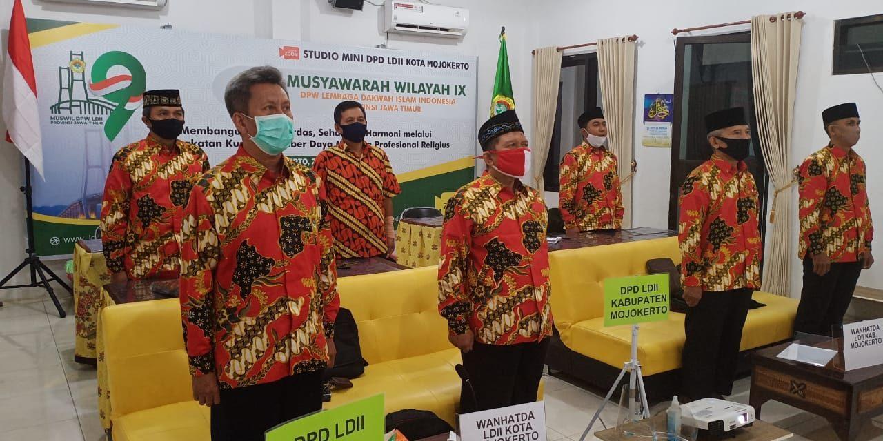 Musyawarah Wilayah IX DPW LDII Propinsi Jawa Timur
