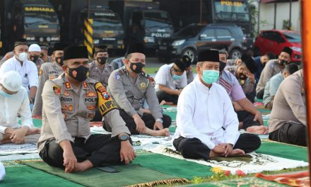 Ustadz dari LDII Kota Mojokerto Didaulat Menjadi Imam Sholat Idul Fitri 1442 H
